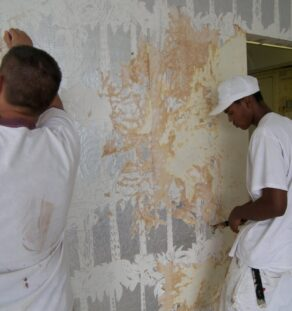 Wallpaper Removal and Installation-Wichita Falls TX Professional Painting Contractors-We offer Residential & Commercial Painting, Interior Painting, Exterior Painting, Primer Painting, Industrial Painting, Professional Painters, Institutional Painters, and more.